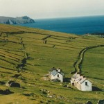 Historical Photo, Great Blasket Island